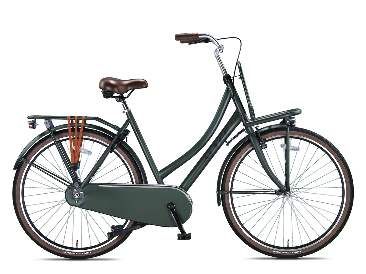 Altec Urban 28 inch Transportfiets 50cm Army Green Altec