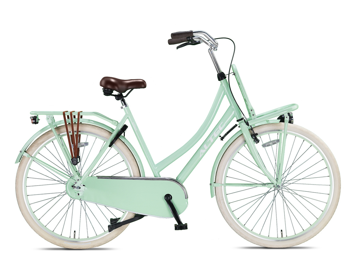 Altec Urban Transportfiets 28 inch 50cm Mint Groen Altec