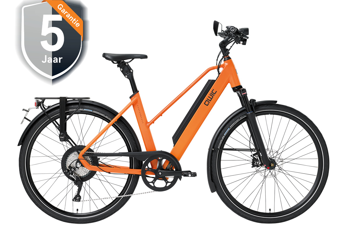 Qwic Performance RD11 Speed Trapez, 48 (M), Dutch Orange Qwic