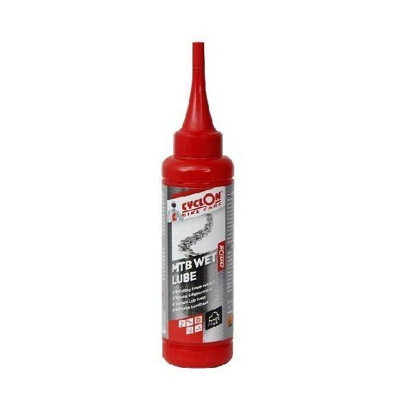 Cyclon Cyclon MTB Wet Lube - Smeermiddel - 125ml Cyclon