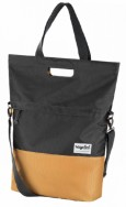 Urban Proof shopper fietstas 20 liter polyetheen grijs Urban Proof