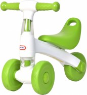 Little Tikes loopfiets Jongens Wit/Groen Little Tikes