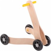 Mamatoyz loopfiets Walker Junior Naturel Mamatoyz