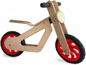 Mamatoyz loopfiets Balance Junior Naturel Mamatoyz