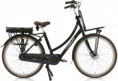 Vogue Elite 28 Inch 49 cm Dames 7V Rollerbrake Zwart Vogue