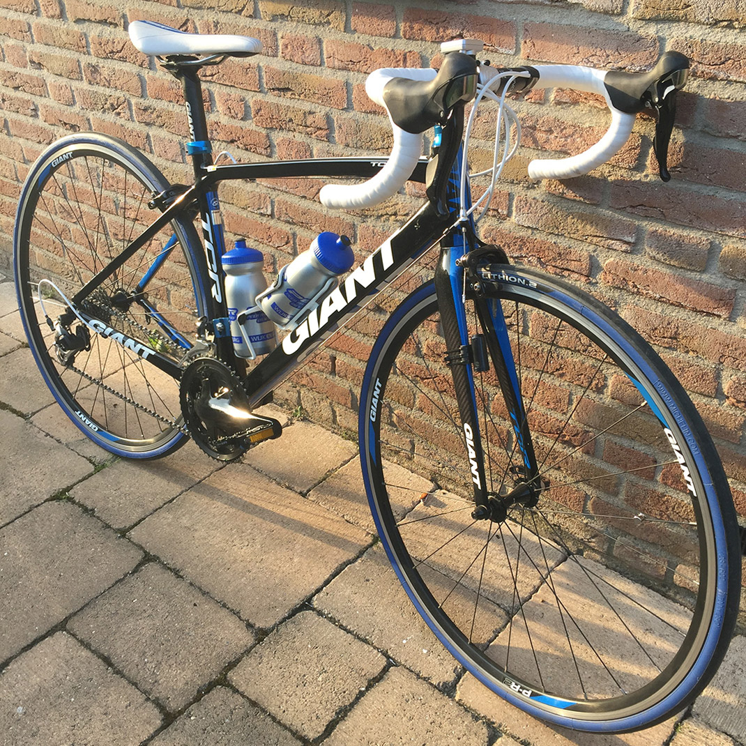 giant tcr racefiets